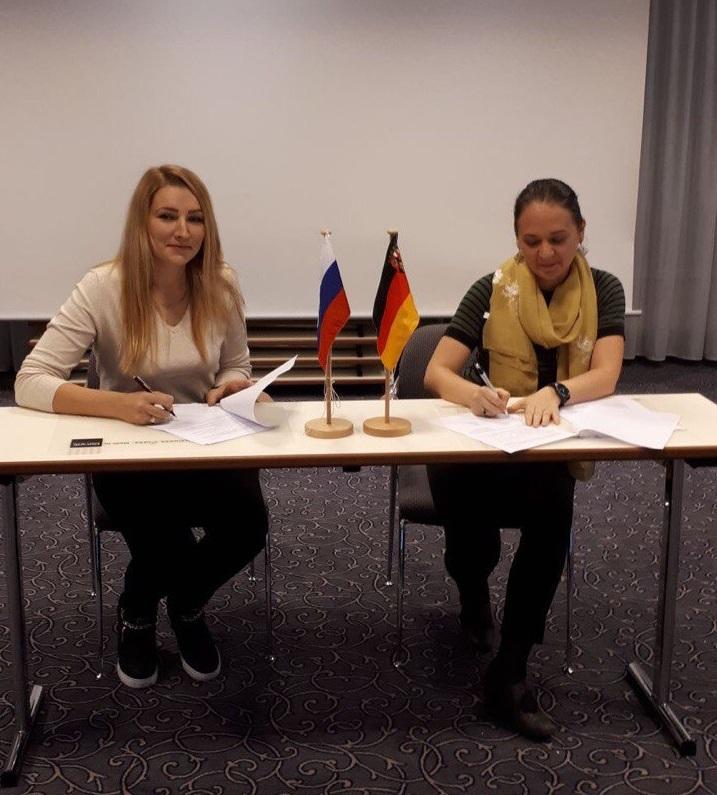 Junge Organisationen aus Deutschland und Russland unterzeichnen ...