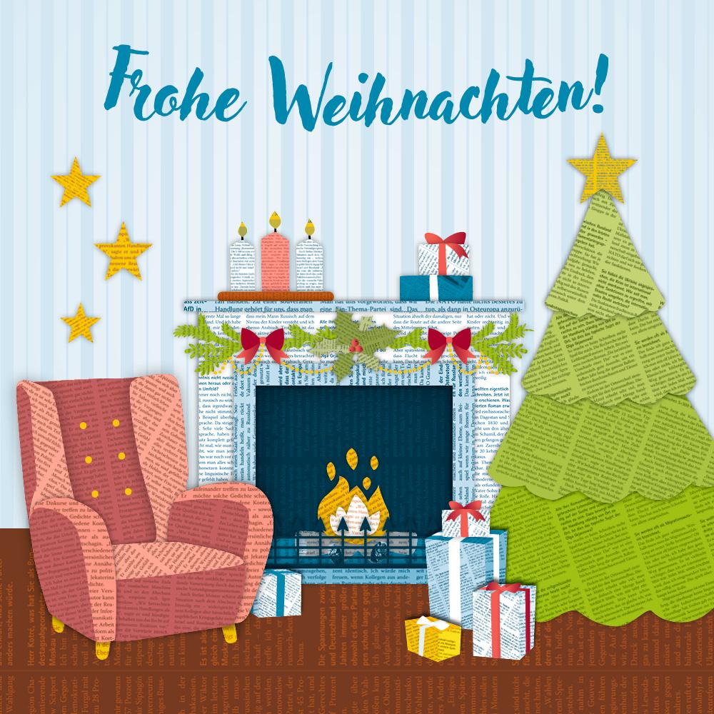 Frohe Weihnachten Und Ein Gutes Neues Jahr Russisch.Frohe Weihnachten Br Und Ein Gutes Neues Jahr